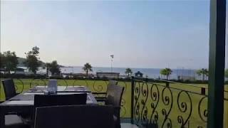 Отзыв об отеле Justiniano Park Conti Club Hotel 5 Аланья ВИД С ТЕРРАСЫ ОСНОВНОГО РЕСТОРАНА