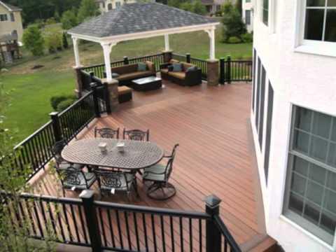 Dream Decks, decks, construction, Ivyland, PA - YouTube