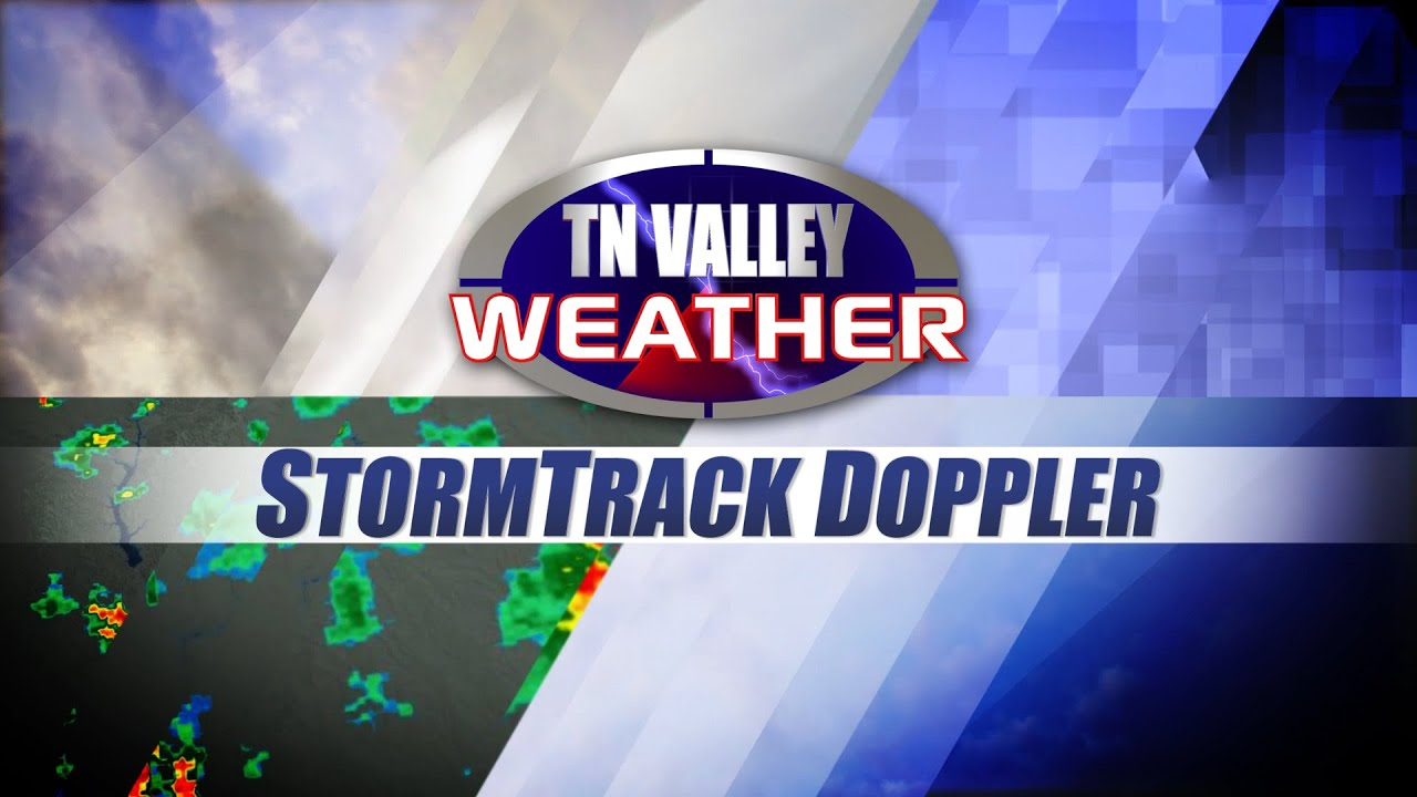 Live StormTrack Doppler Radar