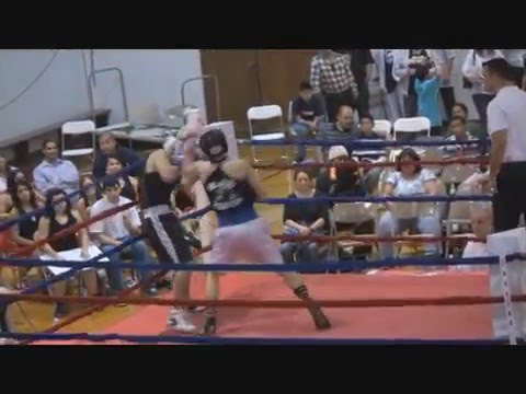 Jesse the law torres boxin Club in Aurora Illinois 2 (promotional video)