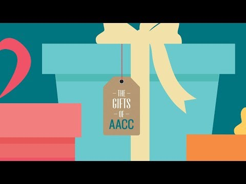 2018 Holiday Message from AACC