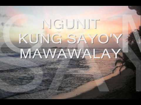 MULING IBALIK by FIRST COUSINS WITH LYRICS