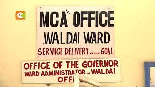 MCA aliyeamua kusalia kuwa mpishi shuleni