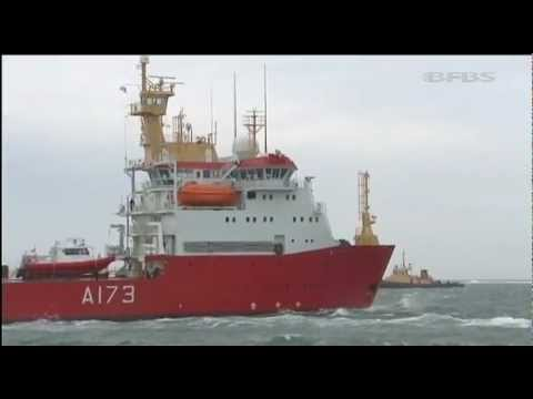 Navy ship in Uruguay raises tensions 06.01.12