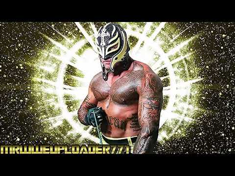 WWE MUSIC REY MYSTERIO 2017 - YouTube
