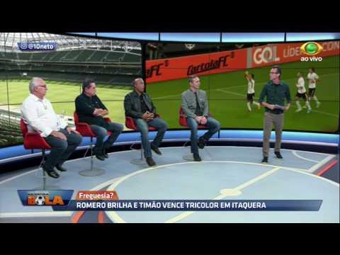 Corinthians é O Melhor Time Do Brasileirão, Diz Quartarollo