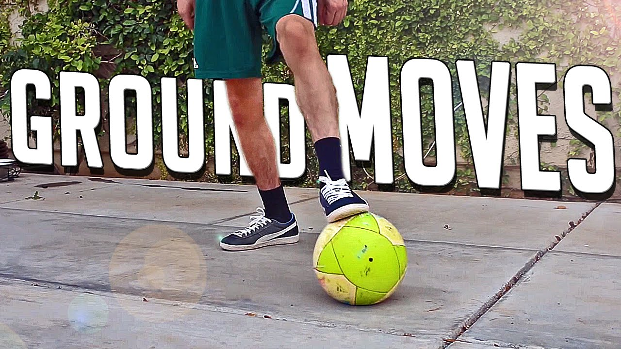 5 Must Learn Pick-Up Football/Soccer Tricks + How To Jugle ...