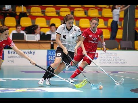 Women's WFC 2017 - GER v SUI