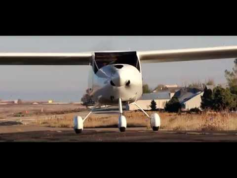 Pipistrel Virus, the fastest and most economical high-speed light sports plane