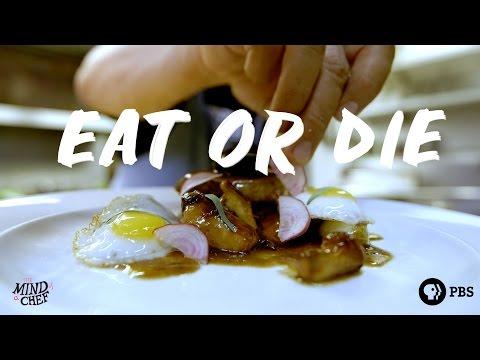 Chef Edward Lee   A Dish Dedicated To Jim Harrison