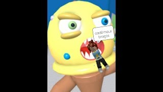 The popsicle caught me Help (ROBLOX)