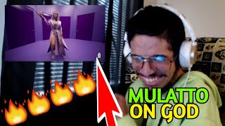 MULATTO - ON GOD (OFFICIAL MUSIC VIDEO) (Reaction)