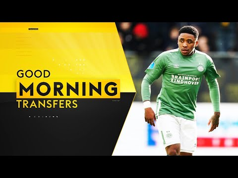 How Close Are Spurs To Signing Steven Bergwijn? | Good Morning Transfers