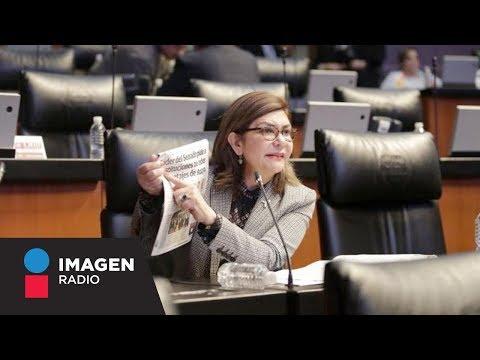 Cordero hace campaña contra Anaya en el Senado: De la Peña / Primera Emisión