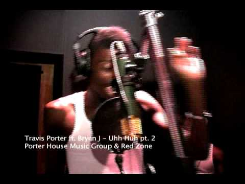 Travis Porter Ft. Bryan J - Uhh Huhh pt. 2 Music Video (In Studio Performance)
