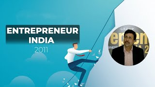 Om Manchanda at Entrepreneur India 2011