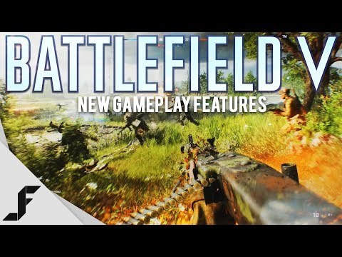 Battlefield V New Gameplay Features and Huge changes.