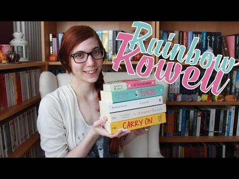 Rainbow Rowell | L'AUTEUR DU MOIS