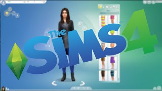 CREATING MY CHARACTER | The Sims 4 | XoviFiffy