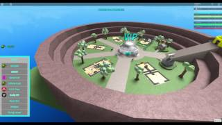 ROBLOX-Programming Tycoon! AT MICROSOFT, THEY HAVE WEAPONS!!!
