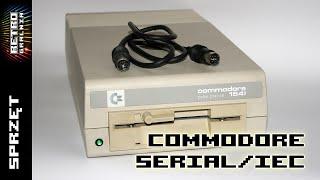 [Poradnik] Commodore IEC - Serial Bus - Stacja Dyskietek - Turbo Loader - SD2IEC - RG#93(Dlaczego stacja dyskietek C1541 i inne do Commodore 64 były takie wolne i dlaczego Turbo Loader mógł je aż tak przyspieszać? Jak może działać SD2IEC?, 2015-07-10T06:54:40.000Z)