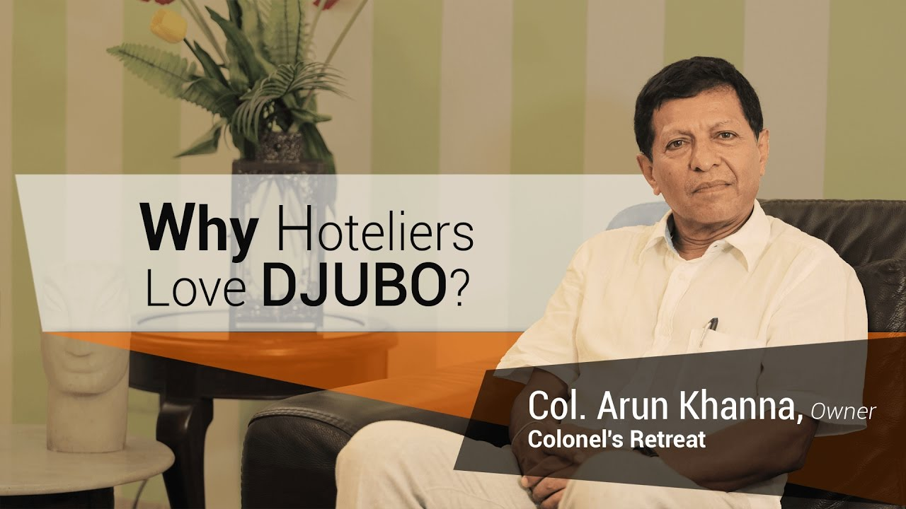 Colonel's Retreat - Why do B&Bs Love DJUBO Hotel Sales Management Solution