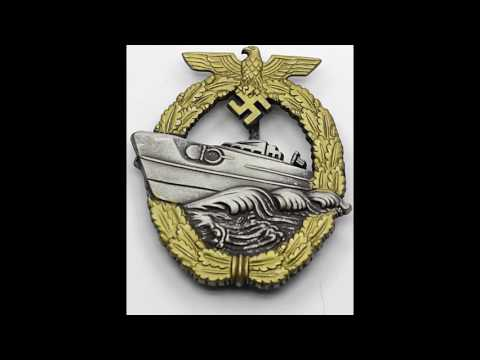 Quality Kriegsmarine Badges Reproductions