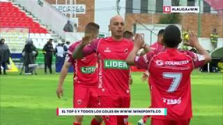 Top 5 | Liga Aguila 2018-II - Fecha 18