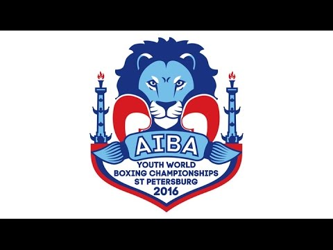 AIBA Youth World Boxing Championships 2016 - Session 4A - Preliminaries