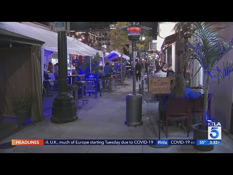 L.A. County to resume outdoor dining on Friday