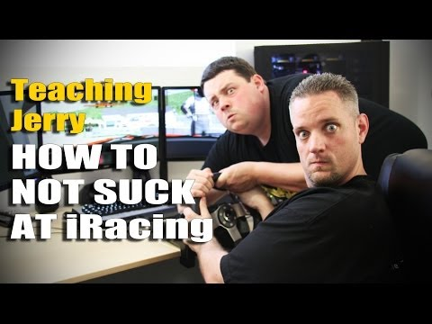 Teaching Barnacules how to drive! - iRacing Time Trials