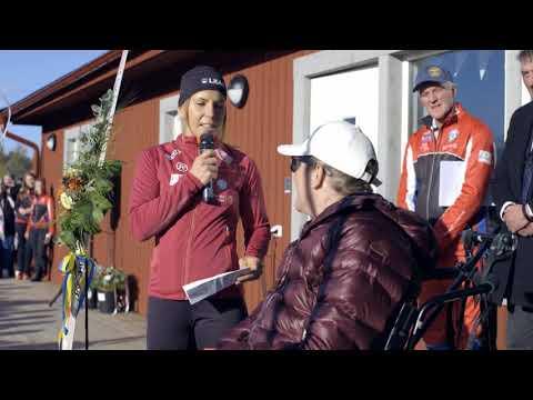 En Annan Anna – Trailer 2 för dokumentärserien om Anna Holmlund