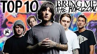 TOP 10 BRING ME THE HORIZON SONGS chords | Guitaa.com