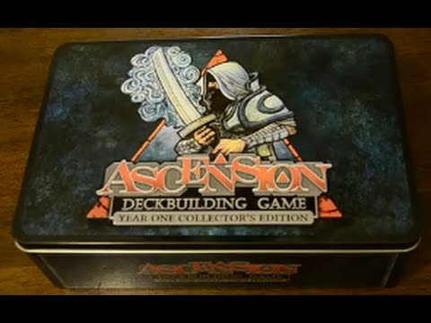 Ascension: Year One Collector's Edition review - Board Game Brawl