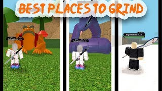 3 BEST PLACES TO GRIND/FARM!| MAX IN UNDER THAN 3 HOURS| ROBLOX NRPG- Beyond (Ft.Thesalehm121)