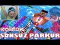 Mucize Uğur Böceği ile SONSUZ PARKUR 🐞 Roblox Oyunları 🐞 Rolblox Parkour Türkçe izle
