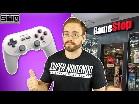 BIG Changes Coming To GameStop And 8BitDo's Ultimate Controller Is
