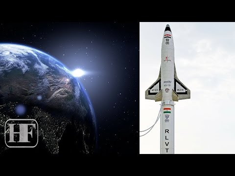 ISRO Tests first RLV-TD launch
