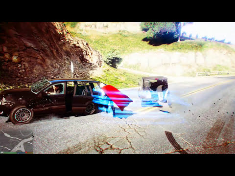 GTA 5 Hammer of Thor Mod - Thần Sấm xuất hiện trong GTA 5