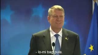 Repeat youtube video Costel Biju il intrerupe pe Iohannis in interviu LIVE!