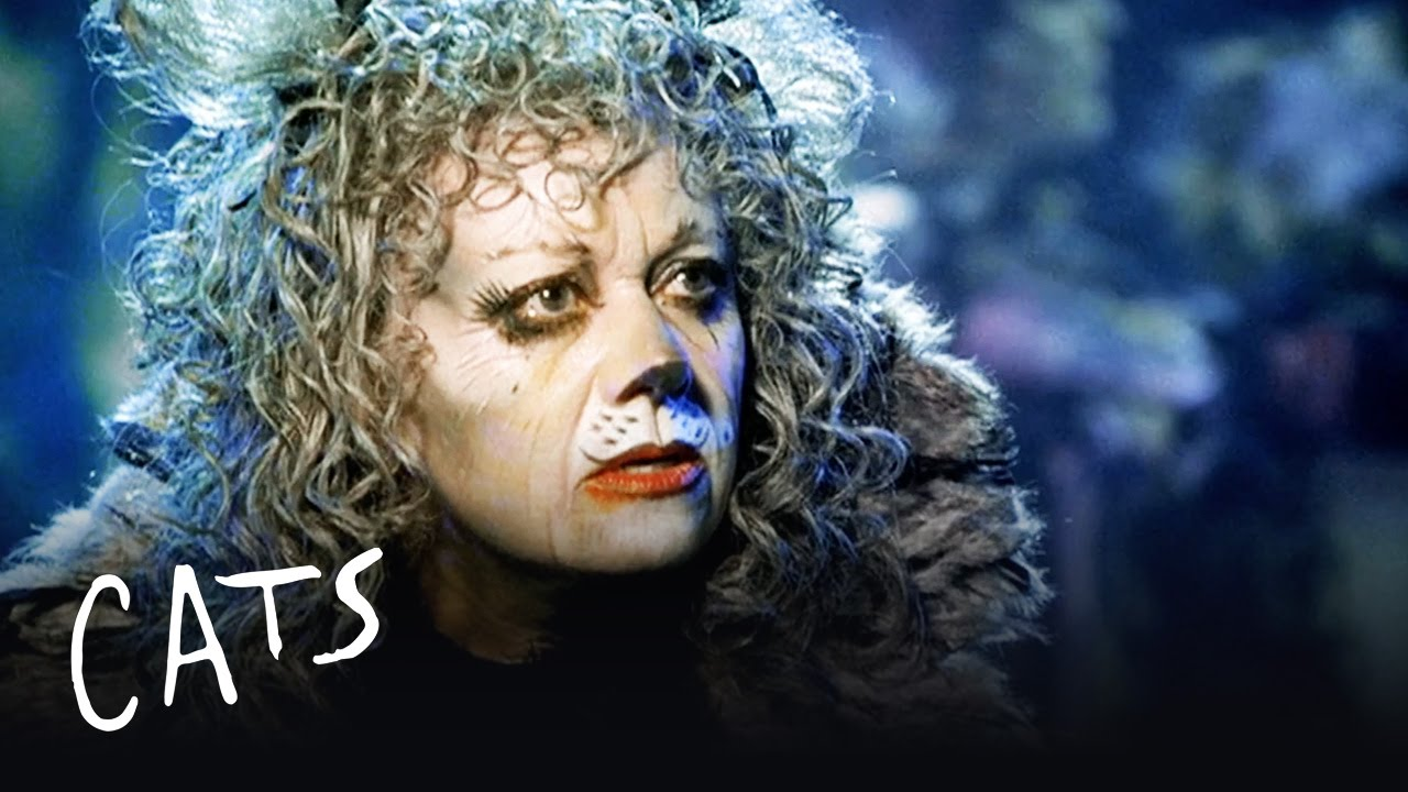 Grizabella the Glamour Cat