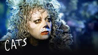 Grizabella the Glamour Cat | Cats the Musical