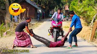 Must Watch New Funny😂 😂Comedy Videos 2019 - Episode 44 #FunTv24
