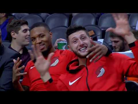 Portland Trail Blazers vs Phoenix Suns - October 18 2017