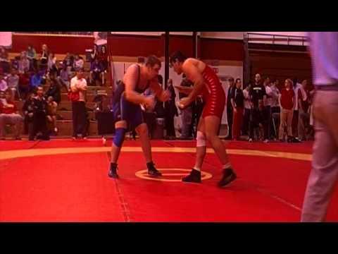 2014 Guelph Open: 125 kg Amir Bazrafshan vs. Rysiek Kolanko