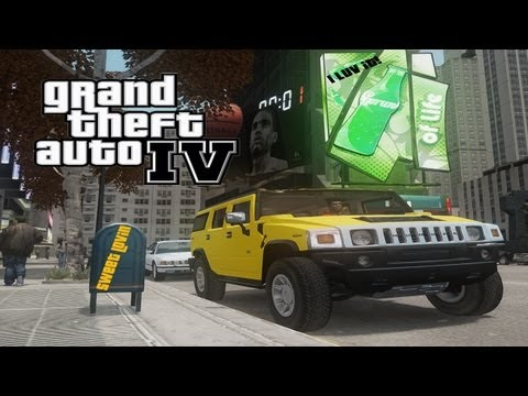 Let's Play GTA IV Mods #19 (German) (HD) - French Tom