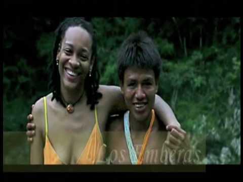 Embera Village - Chagres River, Panama    -  ZawadiSimone - Emberás indigenous people (not Indians)