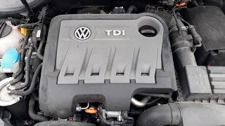 MotorSound: VW Golf 6 GTD (CFGB) 170 PS