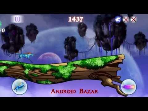 Android Game Unicorn Dash HD 1080p