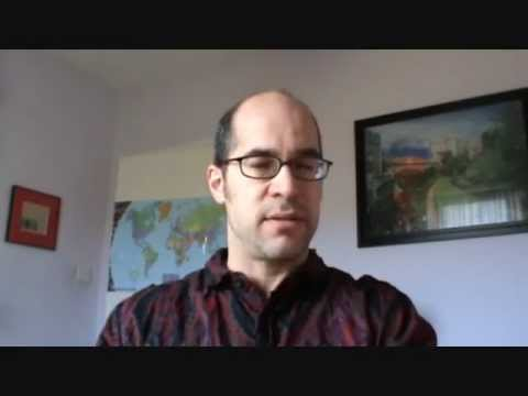 A Widower's Video Diary - entry 16 (Dealing With Ruth's Clothes)